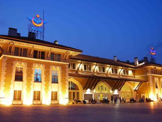 All About Adana Train Station