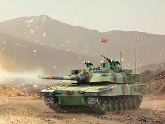 Vấn đề động cơ của xe tăng chiến đấu chủ lực altay được giải quyết