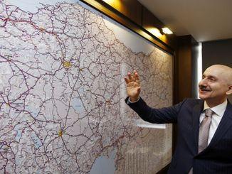 ankara sivas zostanie oddany do użytku w roku linii kolei dużych prędkości