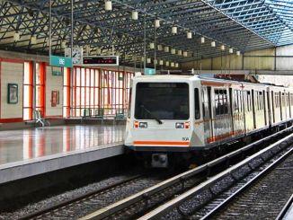 Pinahaba ang linya ng ankaray sa istasyon kasama ang istasyon