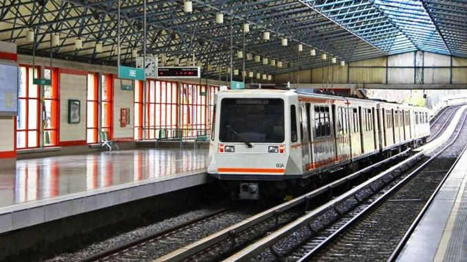 ankaray line will be extended to the station with the station