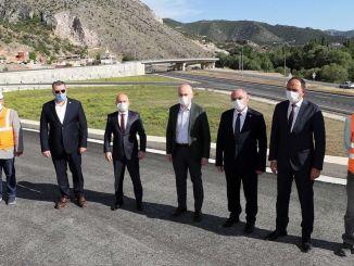 il ministro indaga su Karamasmailoglu Amasya Cevre Road