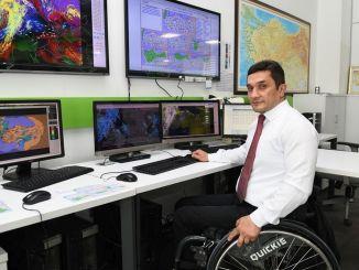 Minister Selcuk Bin, wir haben unseren behinderten Menschen vermittelt, sich niederzulassen