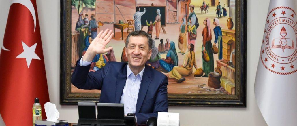 وزیر selcuk lgs جزئیات مربوط به امتحان را توضیح داد