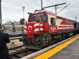 збільшилась пропускна спроможність залізничної лінії Баку тбілісі