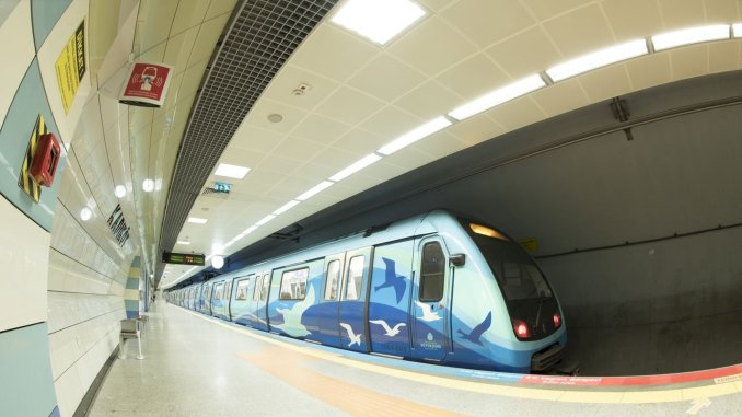 basaksehir kayasehir metro line will be made by the ministry