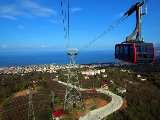 Flash claim regarding besikduzu cable car facilities