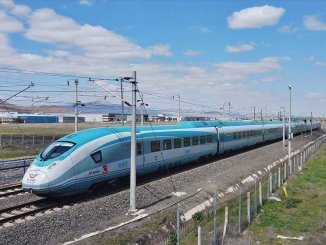 new hope for bursa high speed train project