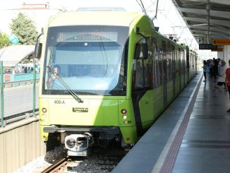 बर्सा शहर के अस्पताल की मेट्रो लाइन पर टेंडर की ओर