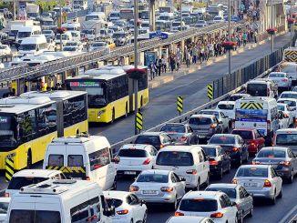 Таъсири Covidien Истанбул ба тафтишоти трафик