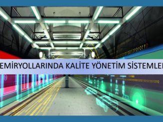 industria feroviară și sistemele de management al calității