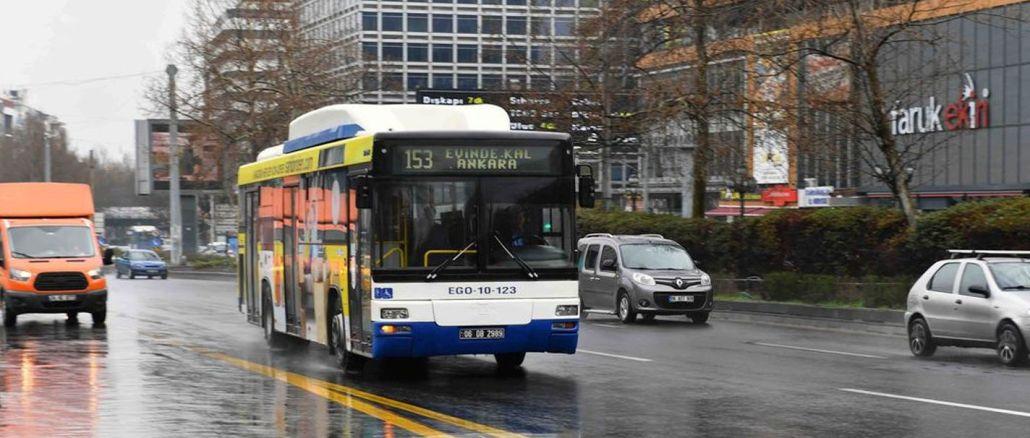 اتوبوس های ego با ظرفیت کامل در طول دوره تابستان اجرا می شوند