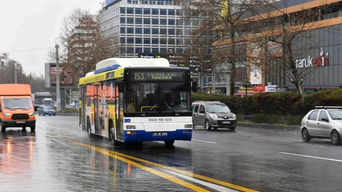 ego buses will run at full capacity during the summer period