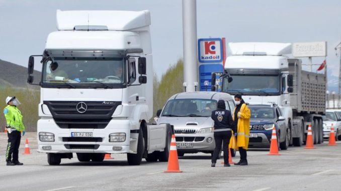 Το Υπουργείο Εσωτερικών κατάργησε τους περιορισμούς ταξιδιού στην επαρχία