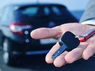 Прокат автомобилей с водителем тендера