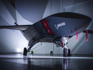 El primer compañero de ala leal completó con éxito el prototipo de guerra no tripulada