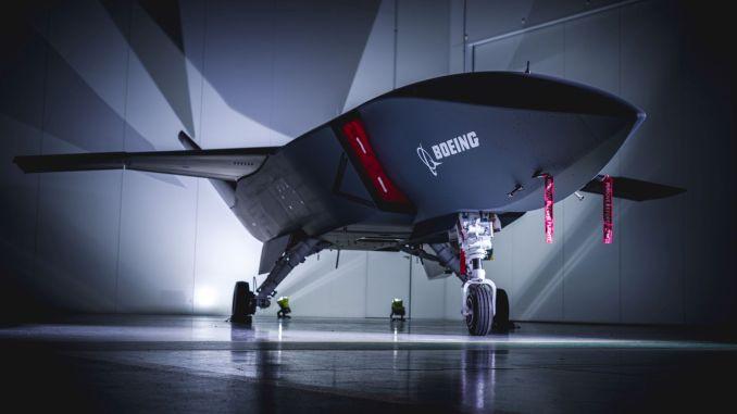 第一位忠實的機翼兵成功完成了無人作戰原型