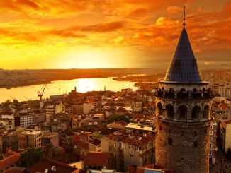 culture and tourism minister ersoya galata tower letter from imamogl
