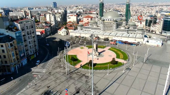 Subway stations in Istanbul will be closed today.