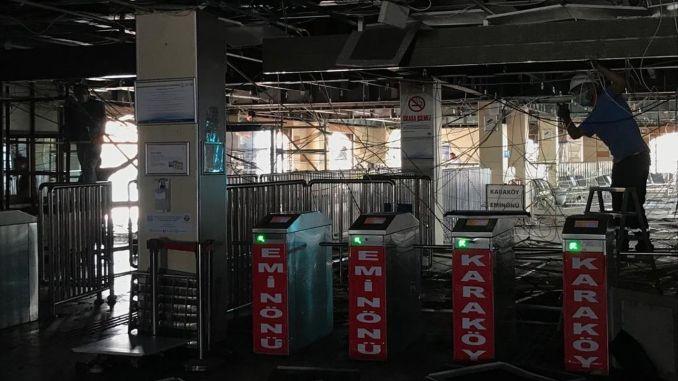 काडीकोय फेरी पोर्टचे नूतनीकरण केले जात आहे