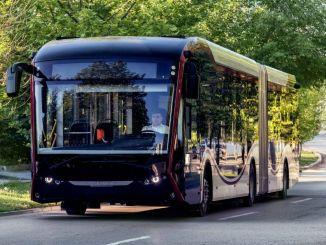 karsan bozankaya автобуси электрикии автоматӣ мехарад