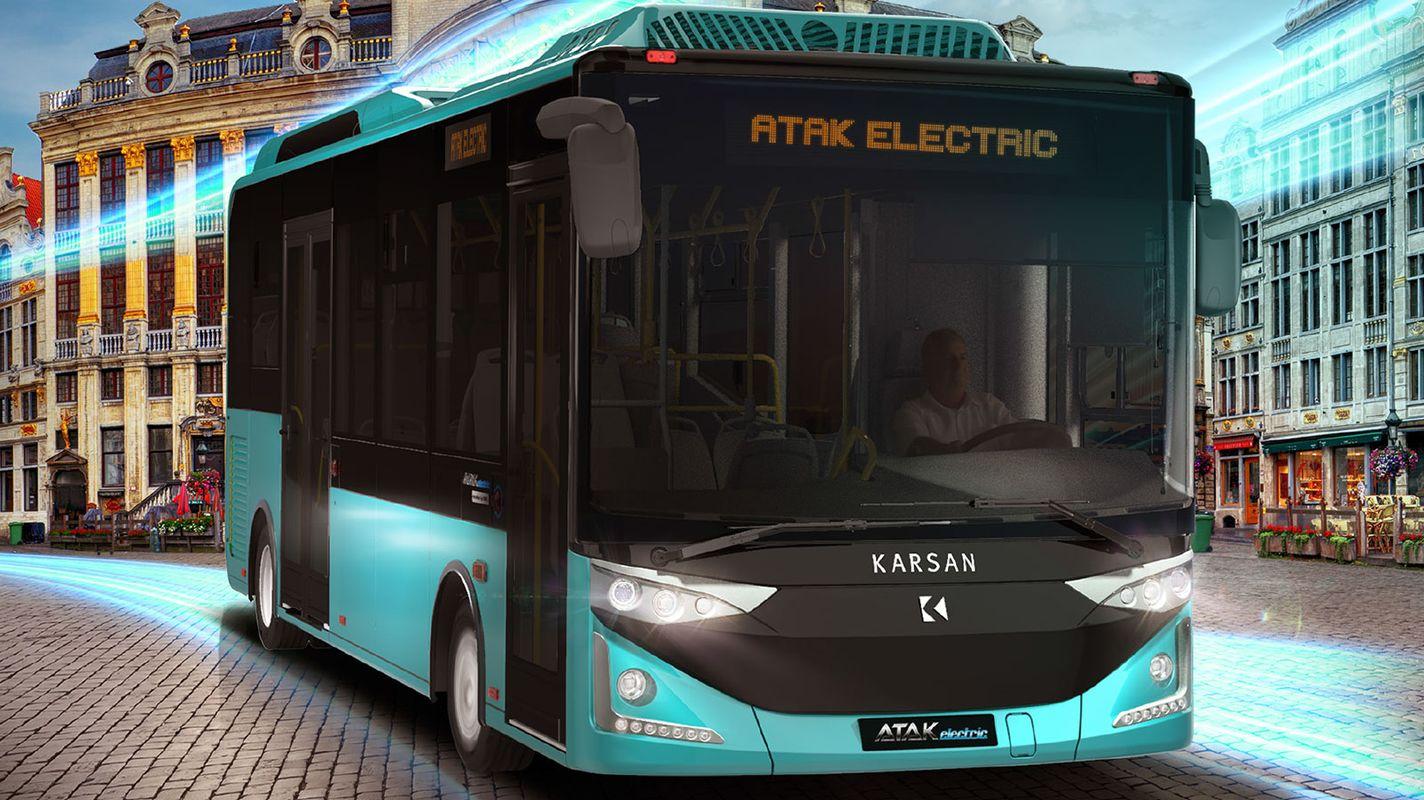 αυτόνομο λεωφορείο του αυτοκινήτου θα εξυπηρετεί στη Ρουμανία