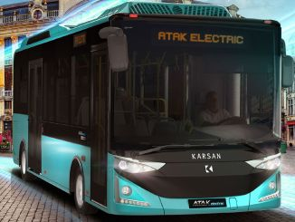 autonomous bus of the car will serve in romania