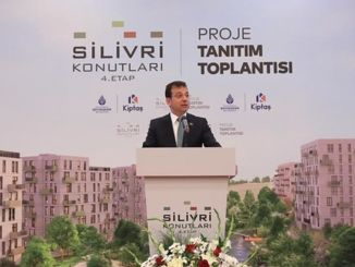kiptas silivri stage residences were introduced