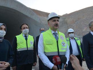 linia de tren de mare viteză a Konya Karaman este prevăzută să se deschidă la sfârșit