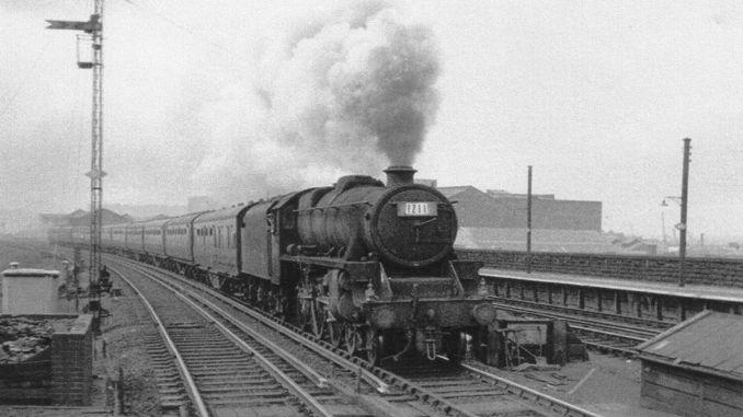 Liverpool Manchester Railroad