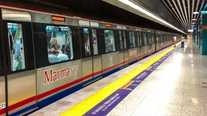 marmaray ring will be urgent when gebze line