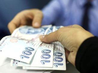 hỗ trợ phí tiền mặt bắt đầu thanh toán