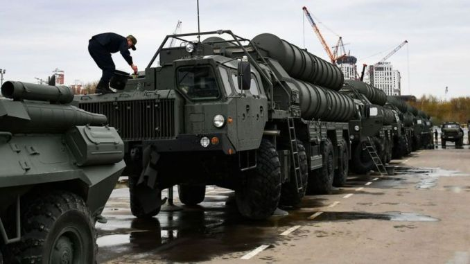 Turkish personnel will maintain the air defense missile system.