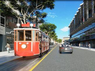 Sakarya licită din nou pe tramvaiul nostalgic