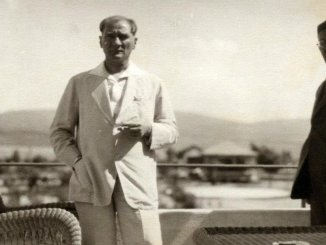 Sakir Zumre beschreibt die Erinnerungen an Atatürke