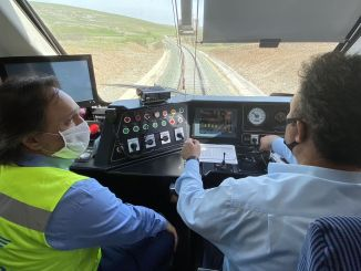 samsun kalin railway will give a new impetus to the north south corridor