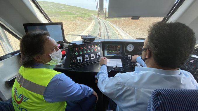 Залізниця Самсун-Калін дасть новий поштовх коридору на північ на південь