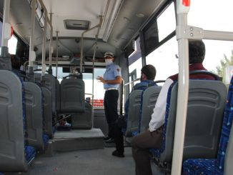 Sanliurfa上的私人公交車副代理申請已取消
