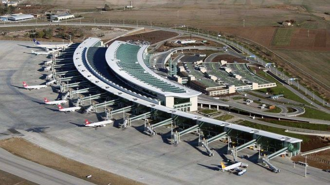 Completed preparations at Tav Airports