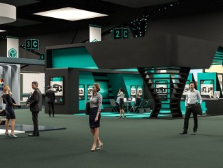 具有國內和國家軟件對貿易貢獻的虛擬展覽會將為其打下烙印
