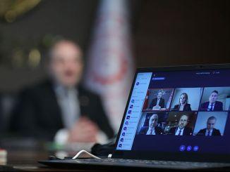 Die Strategie für ausländische Direktinvestitionen bereitet Turkiyenin vor