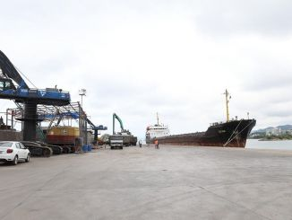 unye port project comes to life