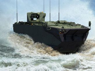 armored amphibious attack vehicle will also be in the inventory of the Turkish navy
