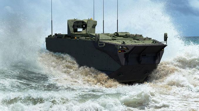oklopno amfibijsko napadačko vozilo naći će se i u inventaru turske mornarice