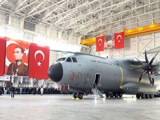 Az AM új hangár tendere jelentős haszonnal jár a Kayseri számára