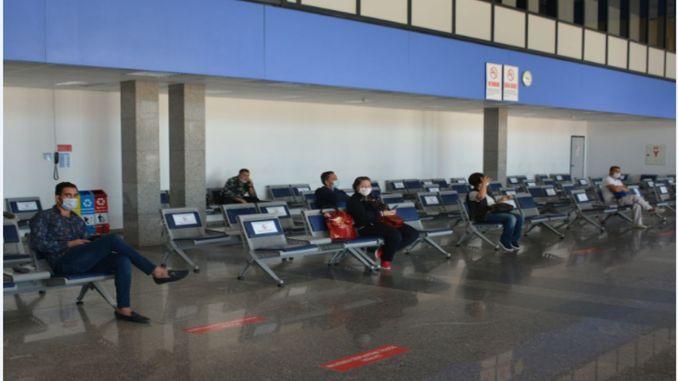 Lidojumi sākās ātri Milas Bodrumas lidostā