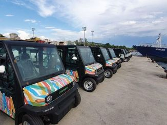 islands district governorship also wanted electric vehicle