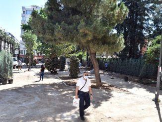 alsancak talatpasa boulevard will be more secure and greener