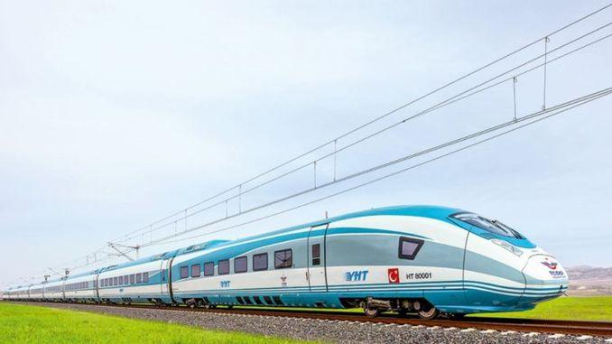 Ankara bursa high speed line will be put into service