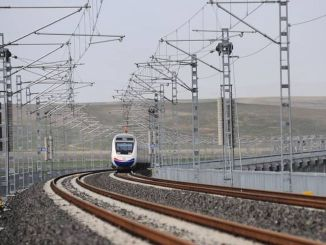ankara sivas high speed train line delay caused